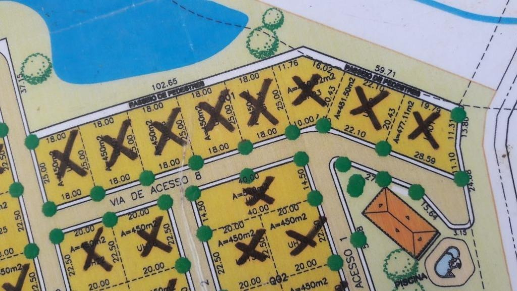 terreno em monjope, igarassu/pe de 0m² à venda por r$ 100.000,00 - te296285