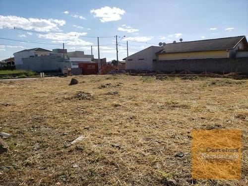 terreno em ótima localização no parque dos sinos - te0347