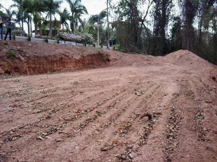 terreno em parque da fazenda, itatiba/sp de 2600m² à venda por r$ 320.000,00 - te59277