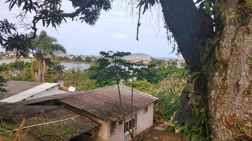 terreno em piratininga, niterói/rj de 0m² à venda por r$ 540.000,00 - te243909