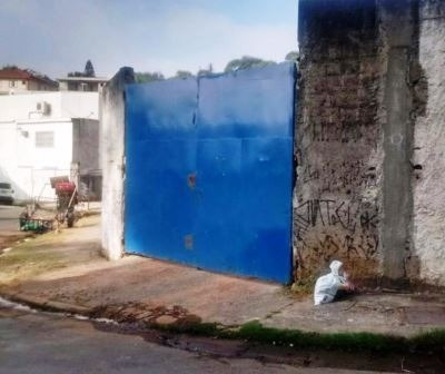 terreno em pirituba na avenida mutinga - 9285