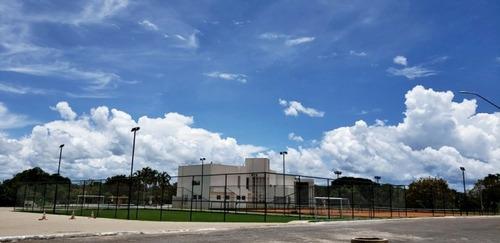 terreno em plano diretor norte, palmas/to de 687m² à venda por r$ 150.000,00 - te165828