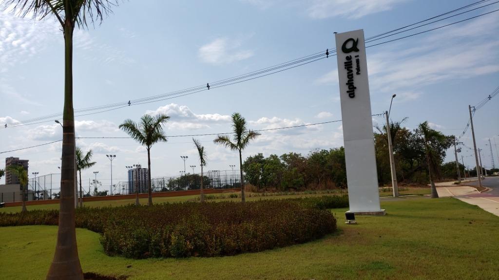 terreno em plano diretor sul, palmas/to de 0m² à venda por r$ 250.000,00 - te328026
