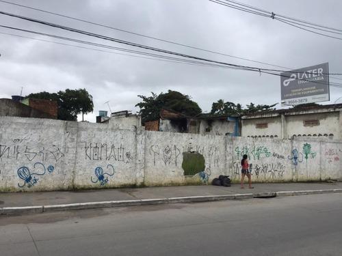 terreno em prazeres, jaboatão dos guararapes/pe de 0m² para locação r$ 10.000,00/mes - te126519