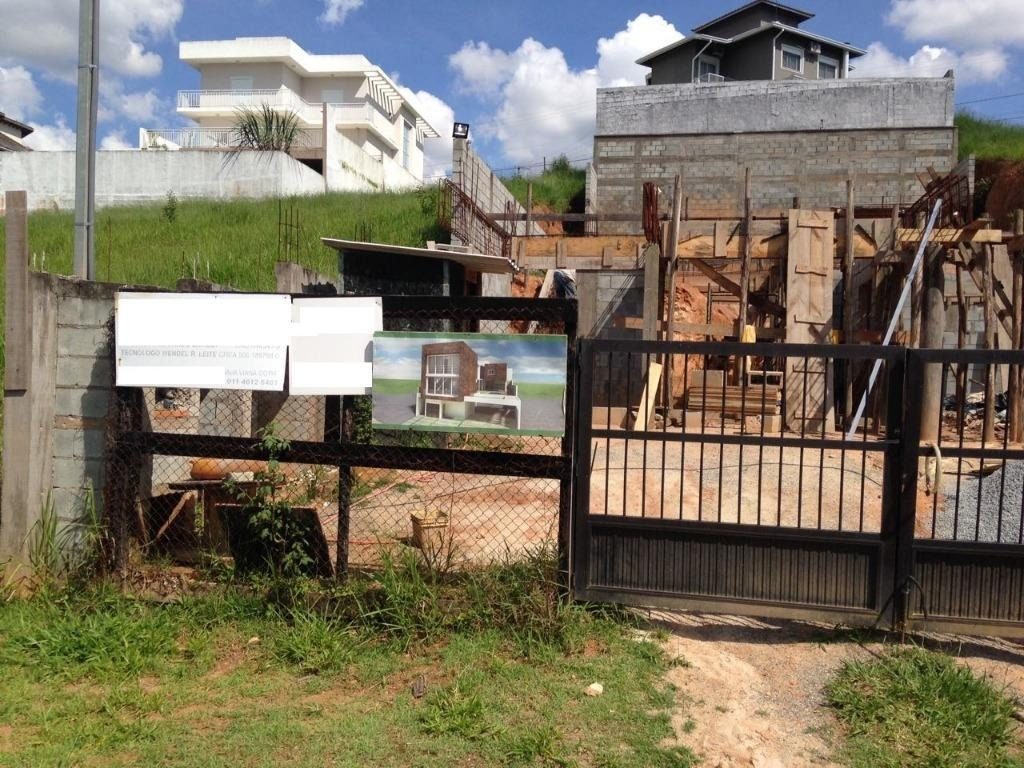 terreno em reserva vale verde, cotia/sp de 0m² à venda por r$ 350.000,00 - te463397