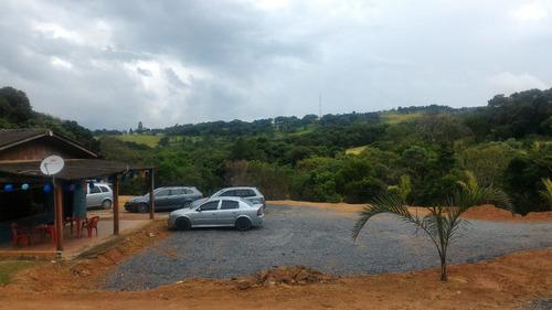 terreno em residencial em ibiúna ampla área de lazer ! gu