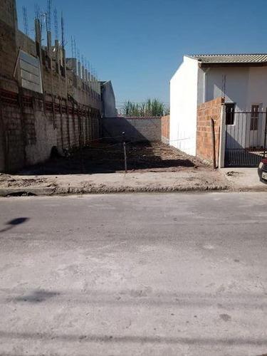 terreno em residencial parque dos sinos, jacareí/sp de 0m² à venda por r$ 110.000,00 - te177183