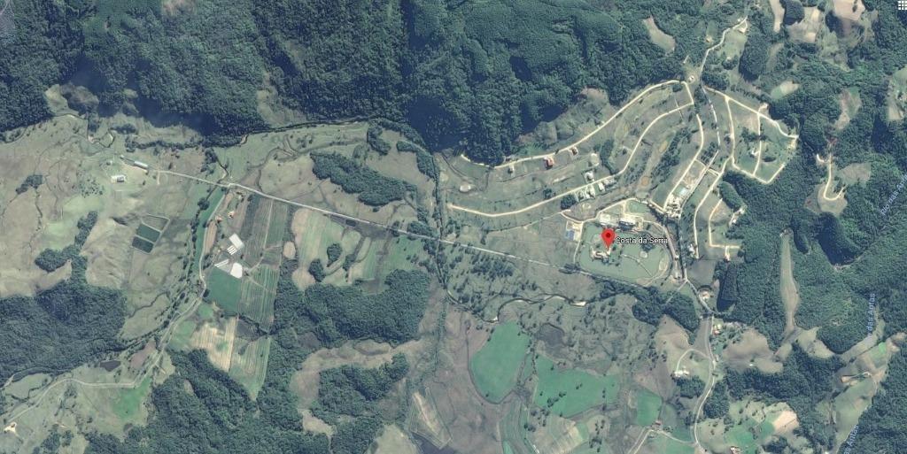 terreno em rio bonito, rancho queimado/sc de 0m² à venda por r$ 140.000,00 - te323576