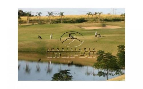 terreno em são josé do rio preto - cond. quinta do golfe