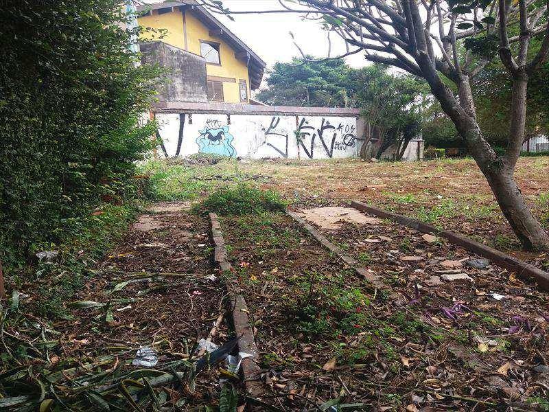terreno em são paulo bairro alto da lapa - v4189
