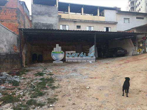 terreno em são paulo bairro lauzane paulista - v9002