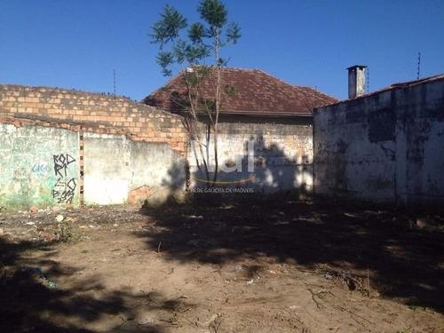 terreno em são sebastião - ev3317
