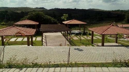 terreno em suape, ipojuca/pe de 0m² à venda por r$ 100.000,00 - te280394
