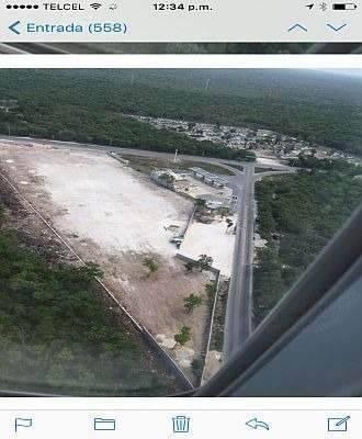 terreno en aeropuerto de la ciudad de cancún, huayacan