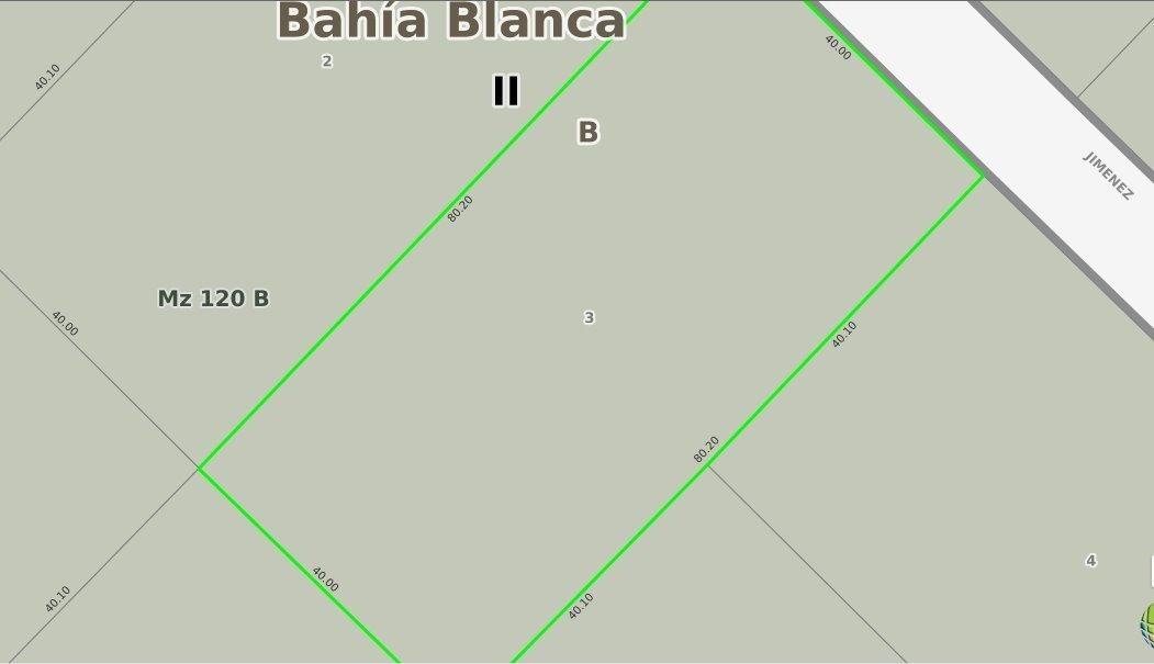 terreno en aldea romana 40 x 80