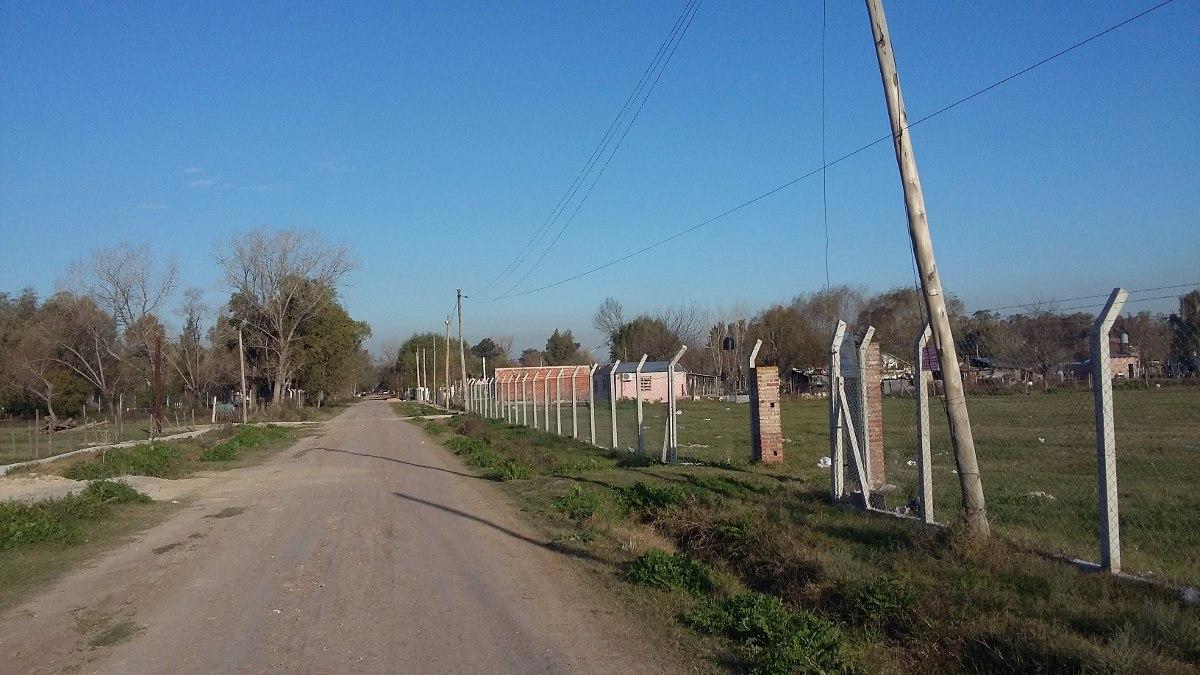 terreno en alejandro korn barrio roll