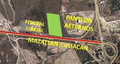 terreno en autopista mzt-cln