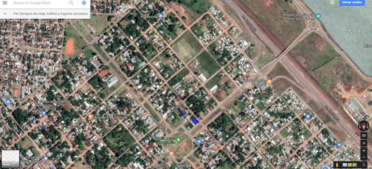 terreno en av principal miguel lanús (r345249)