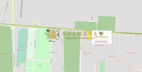 terreno en av. saravia y san pablo, 8.150 m2, se puede construir hasta 4 pisos. - ref: 451