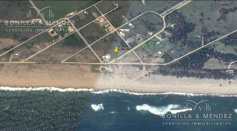 terreno en barra de portezuelo a metros de la playa