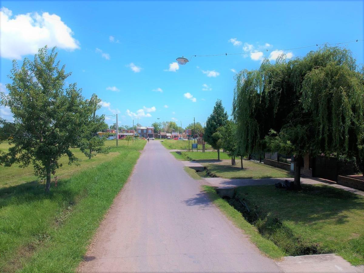 terreno en barrio abierto - fisherton