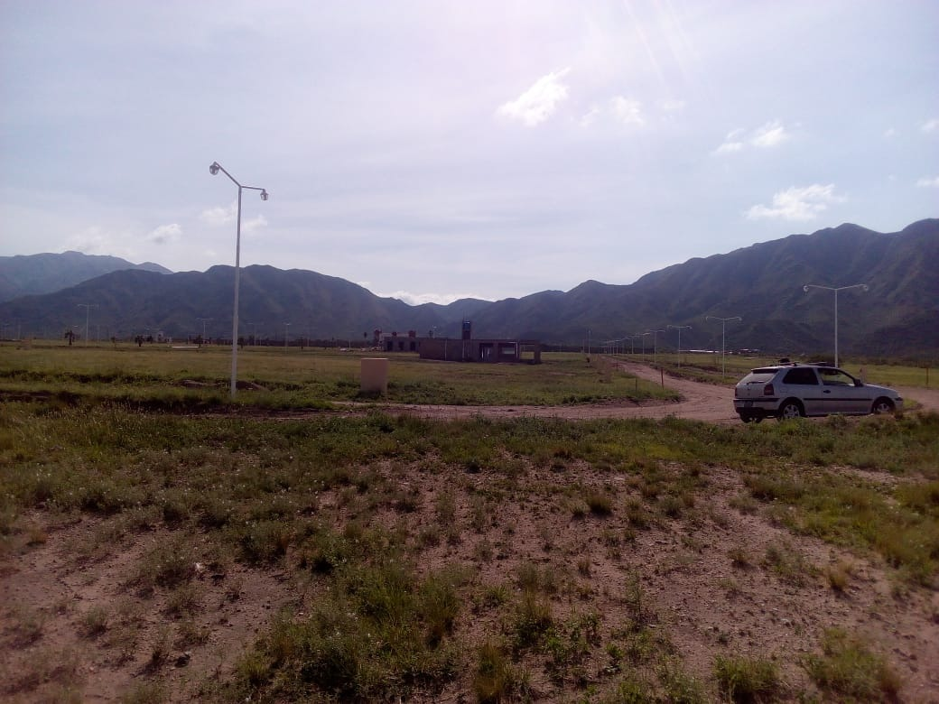 terreno en barrio cerrado - a 10km de san luis capital
