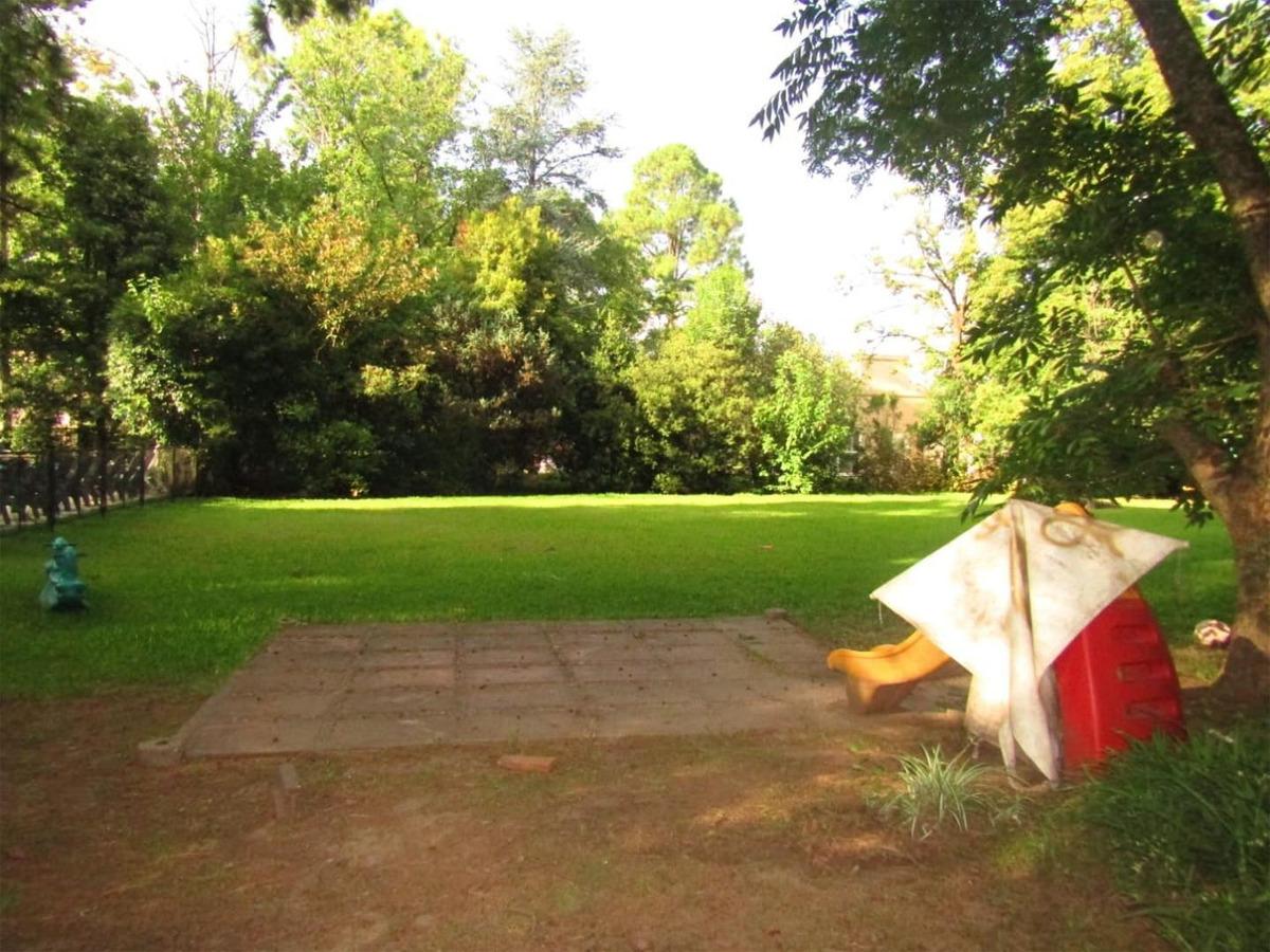 terreno en barrio el resuello - la reja - escritura titular