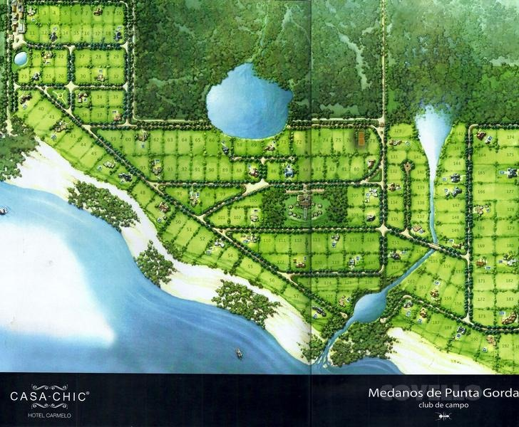 terreno en barrio privado,acceso a playa , puerto, seguridad