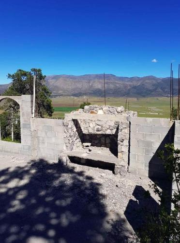terreno en bosque con construcción en portal de san antonio