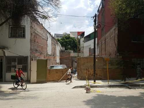 terreno en calle alfonso reyes, col. hipódromo condesa