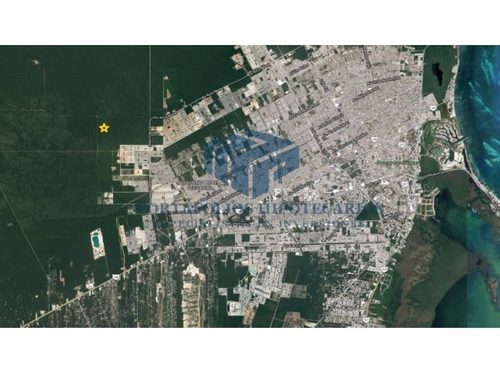 terreno en cancún centro a desarrollar, pago de contado