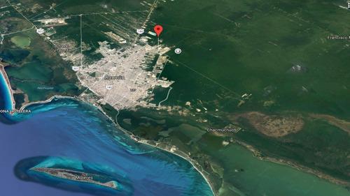 terreno en cancún, excelente inversión, remate bancario