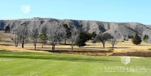 terreno en carlos paz golf - san antonio de arredondo