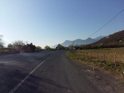 terreno en carretera nacional (nuevo santiago)