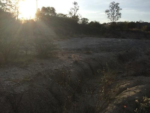 terreno en carretera tepotzotlán-villa del carbon