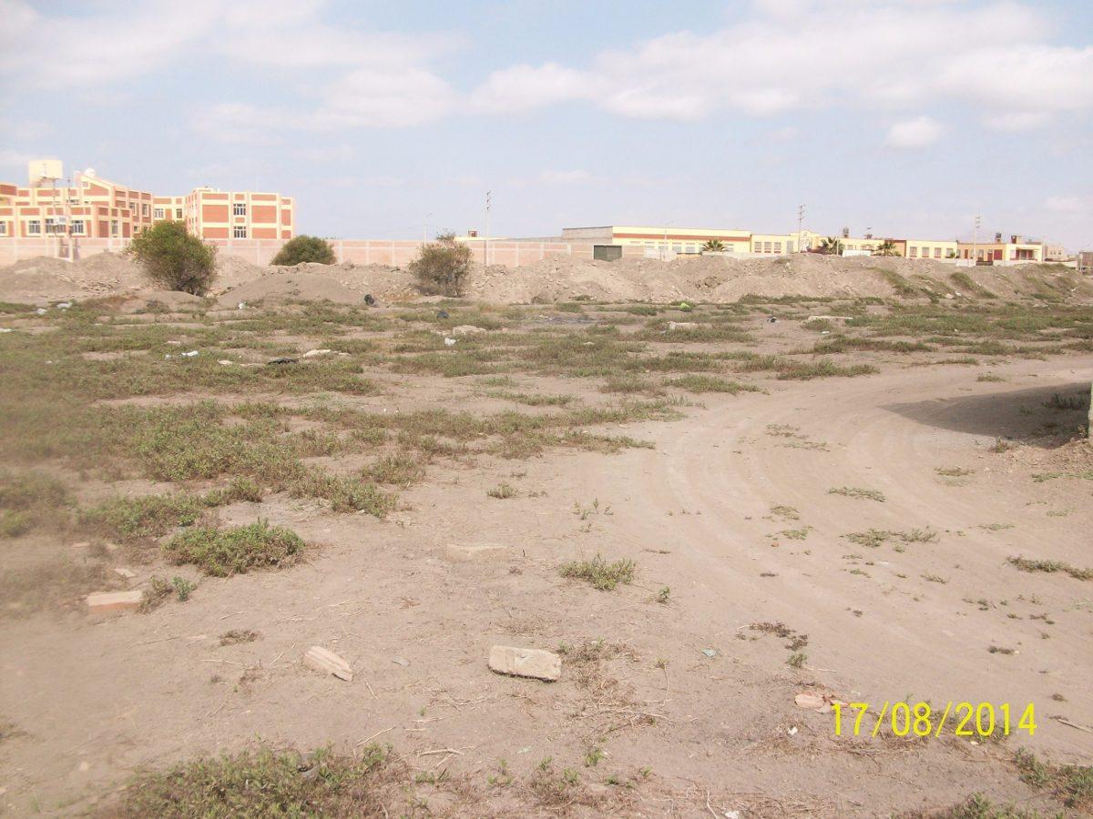 terreno en chiclayo de 93 m2