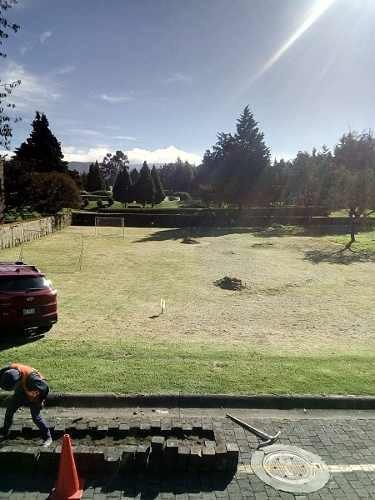 terreno en club de golf en lerma