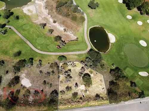 terreno en club de golf malanquin en venta!