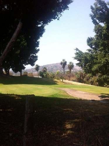 terreno en club de golf san gaspar , jiutepec, morelos