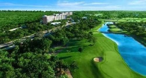 terreno en country club yucatan privada cutzam