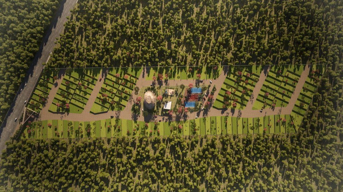 terreno  en desarrollo privado en sierra papacal