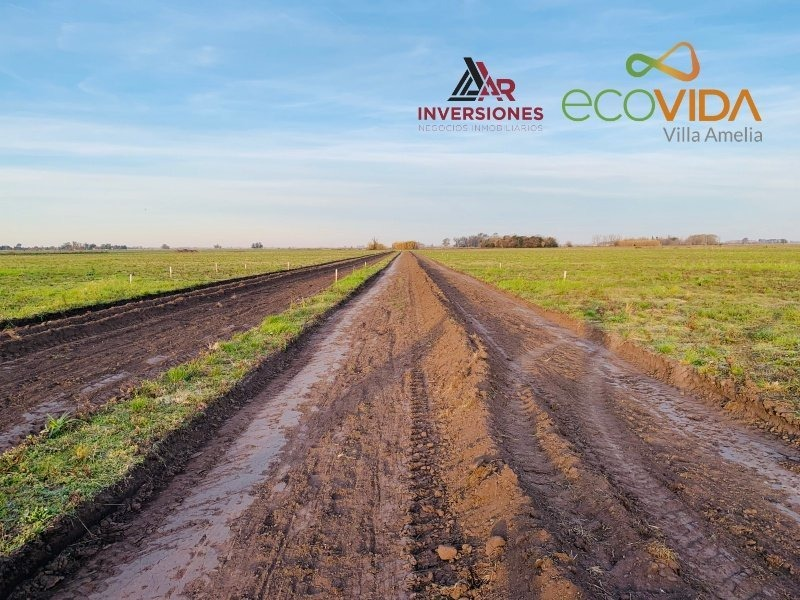 terreno en ecovida con financiacion en pesos - barrio sobre ruta 18 - lote unico