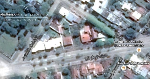 terreno en el centro de piriápolis