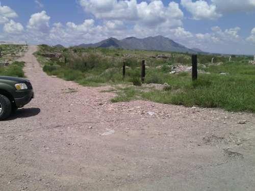 terreno en el mayor crecimiento de la ciudad de camargo chihuahua. colonia chavira