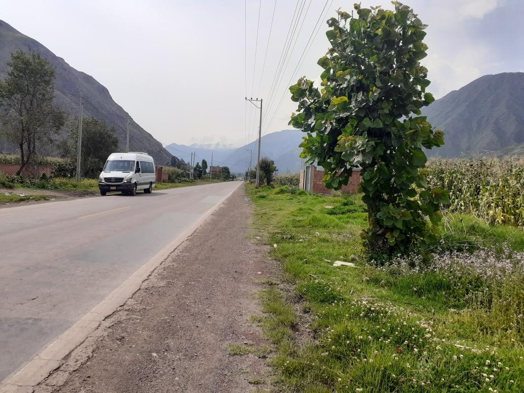 terreno en el valle sagrado de los incas. yucay-urubamba.