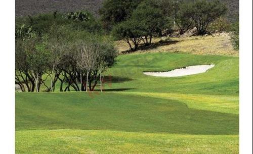 terreno en esquina de 253 m2 en el encino residencial & golf primera etapa.