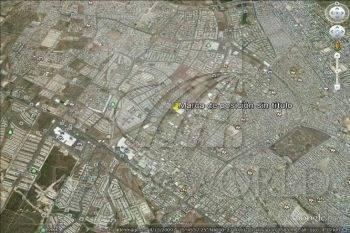 terreno en esquina de 4,200 m2, cuenta con todos los servicios, agua luz, gas. internet, tel.