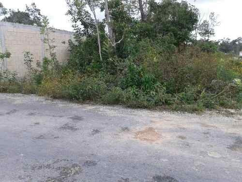 terreno en esquina en venta, fraccionamiento el pedregal, sobre av. huayacan c1773