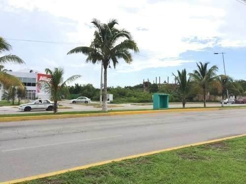 terreno en excelente ubicación venta avenida bonampak cancun