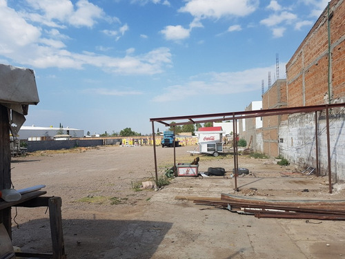 terreno en fracc. ciudad industrial